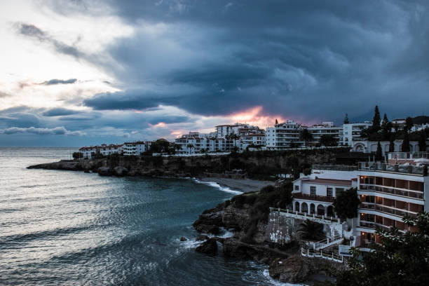 Storms Over Spain