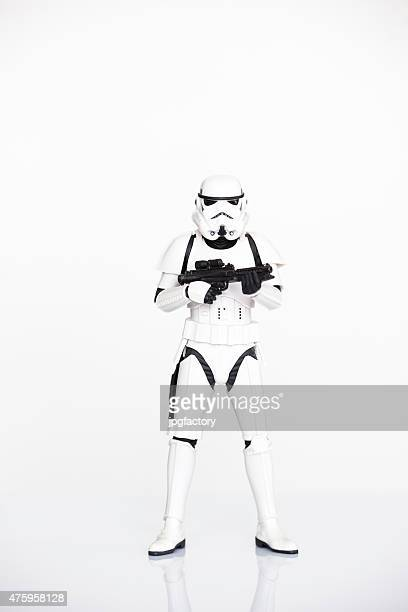 storm troopers - star wars imagens e fotografias de stock