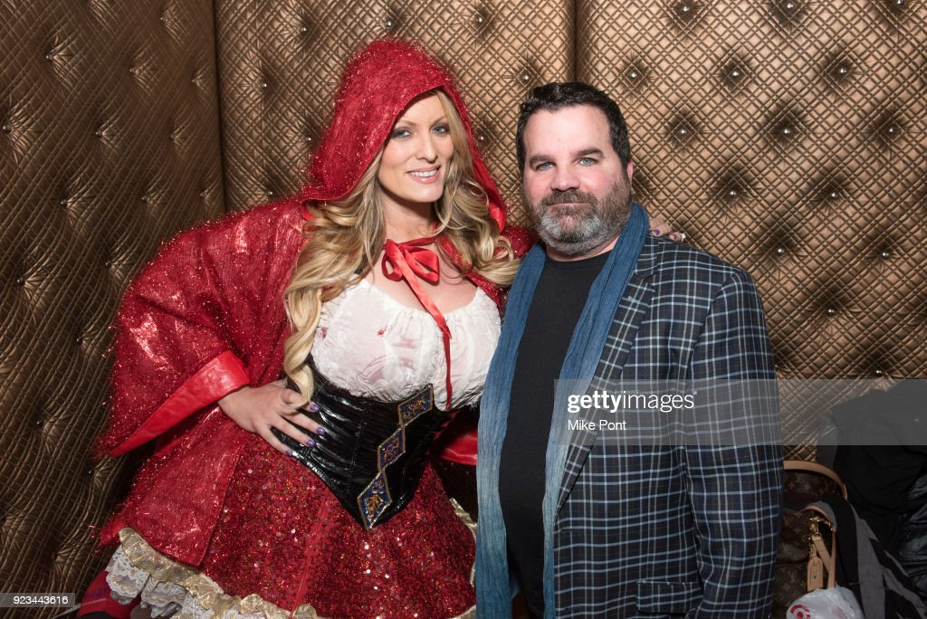 Stormy Daniels Performs At Gossip Night Club : News Photo