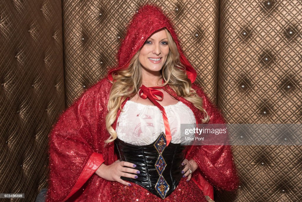 Stormy Daniels Performs At Gossip Night Club : News Photo