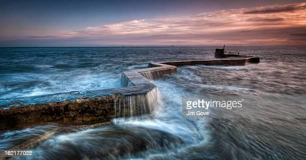 Stormy Day, St Monans