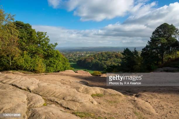 Stormy Point, Alderley Edge, Cheshire, England