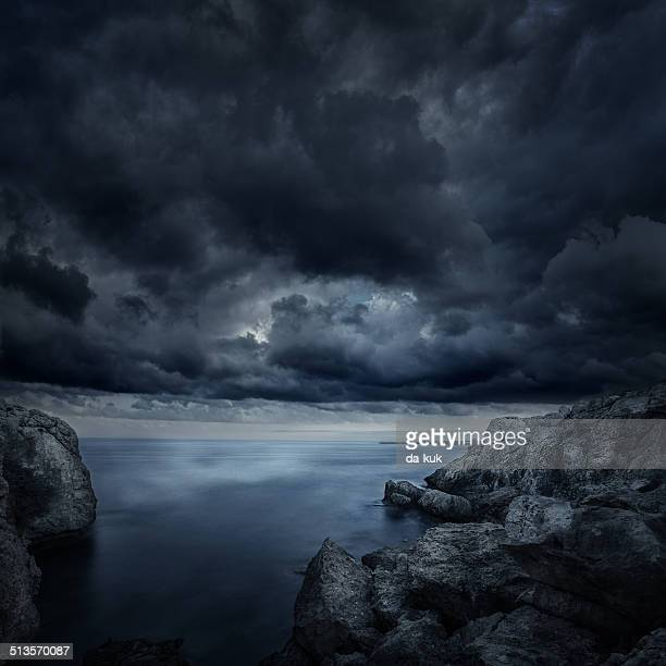 Vehemente al mar