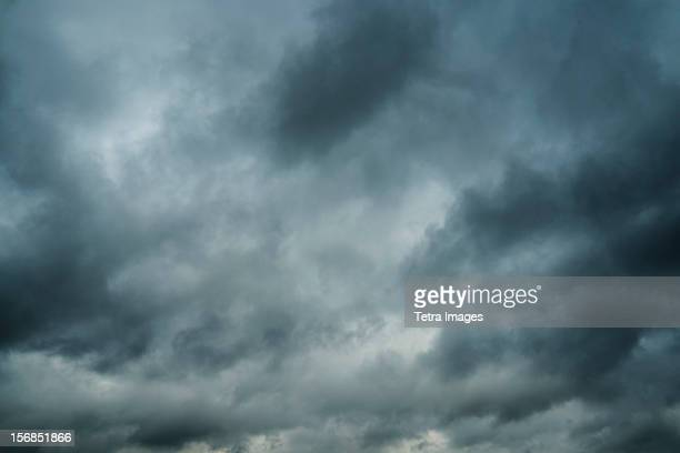 stormy sky - overcast stock pictures, royalty-free photos & images
