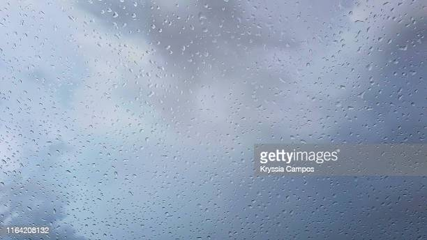 stormy sky texture in costa rica - fog stock pictures, royalty-free photos & images