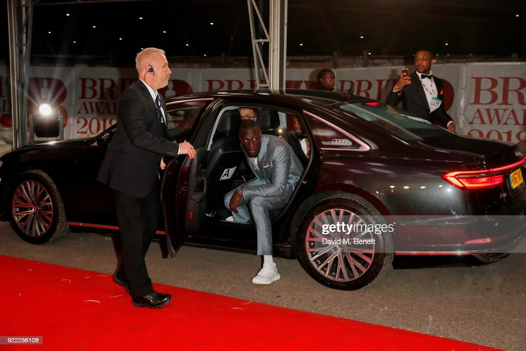 Audi At The BRIT Awards 2018 : News Photo