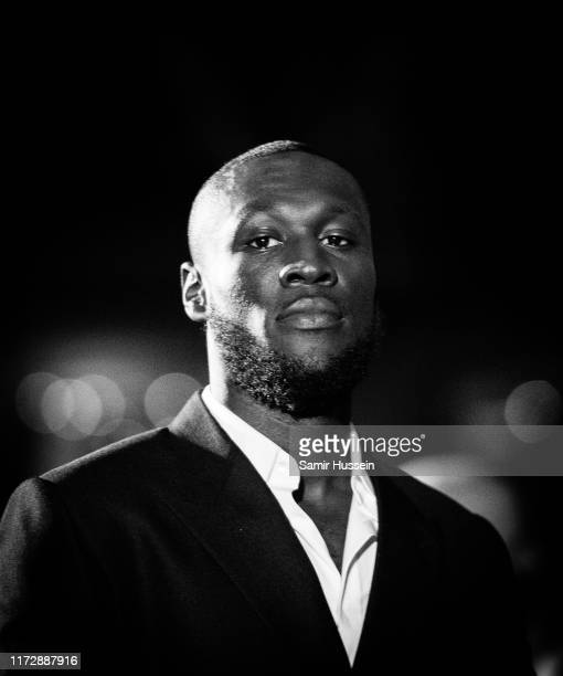 Stormzy attends the GQ Men Of The Year Awards 2019 at Tate Modern on September 03 2019 in London England