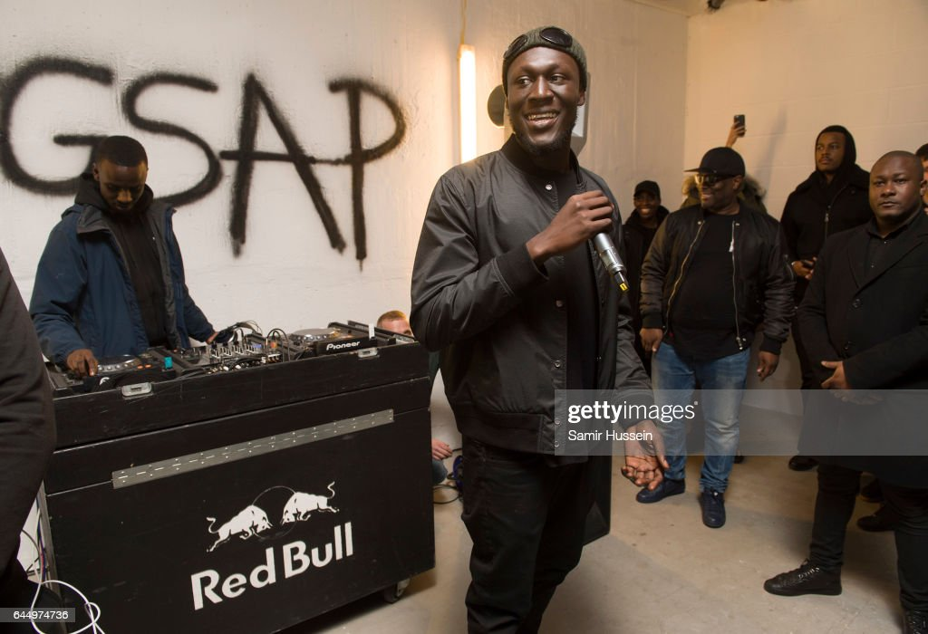 Red Bull Studios and Stormzy Present GSAP London Pop Up Shows