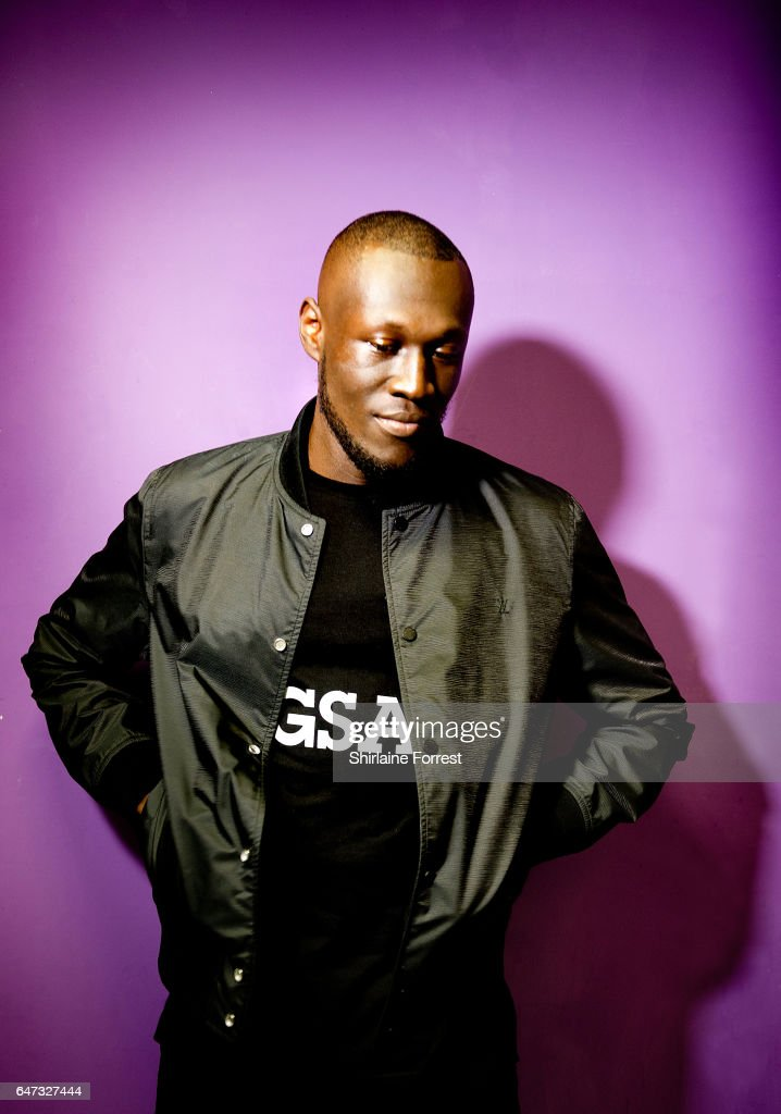 Stormzy Performs At HMV Liverpool