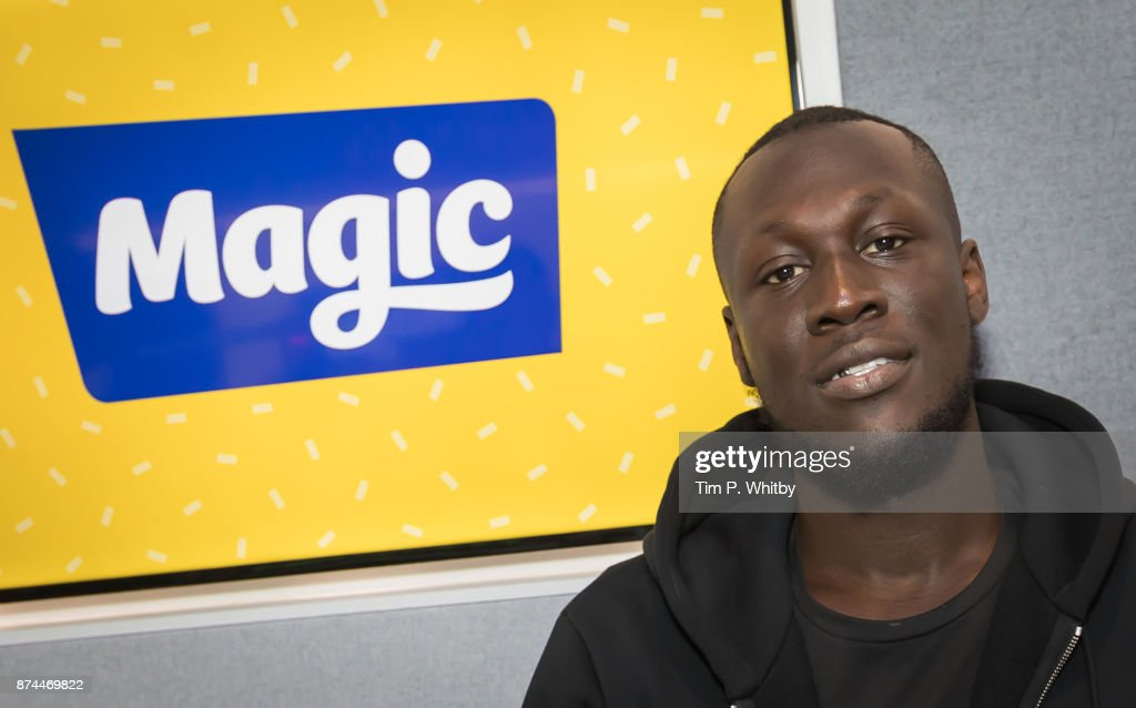 Stormzy Visits Magic FM