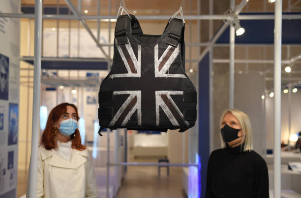 """GBR: """"Beazley Designs Of The Year 2020"""" Exhibition At The Design Museum - Photocall"""