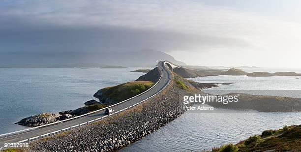 Storseisundbrua bridge, The Atlantic Road, Norway
