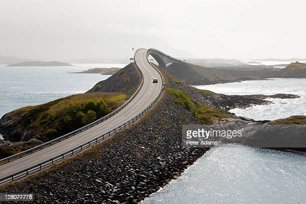 Storseisundbrua bridge, The Atlantic Road, Romsdal, Norway