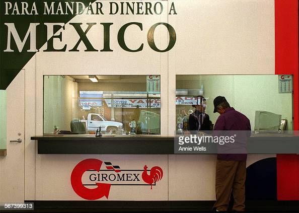 Story Looks At The Money Transfer Industry To Mexico And How Much News Photo Getty Images