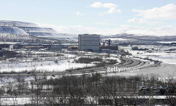 STORYLappland town moves its city centre to avoid that sinking feeling The headquarters of LKAB the stateowned mining company stands next to the iron...