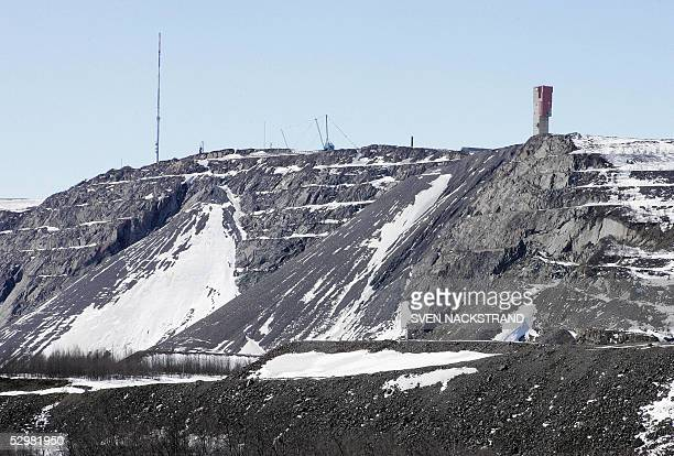 STORYLappland town moves its city centre to avoid that sinking feeling The top of the iron ore mine in Kiruna is pictured 18 May 2005 Sweden's...