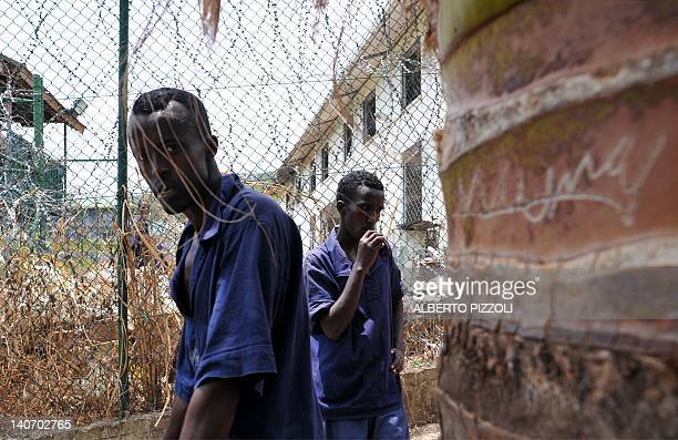 Overrun by pirate prisoners Seychelles call for help Two Somali prisoners accused of being pirates and arrested by Seychelles coast guards in the...