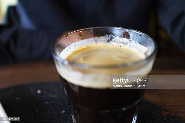 Stout Beer In Glass