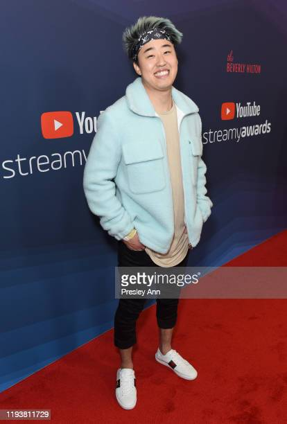 Stove's Kitchen attends The 9th Annual Streamy Awards on December 13 2019 in Los Angeles California