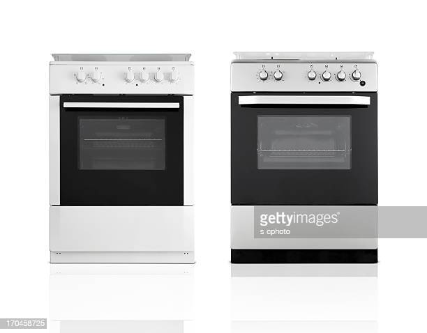 stoves (click for more) - oven stock pictures, royalty-free photos & images