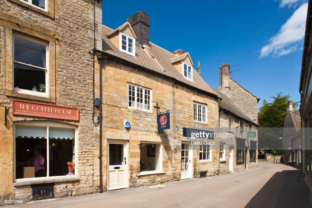 Stow On The Wold, Cotswolds, Gloucestershire : Stock Photo