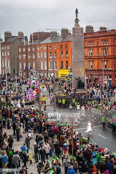 St.Patricks Day Parade - Dublin, Ireland.