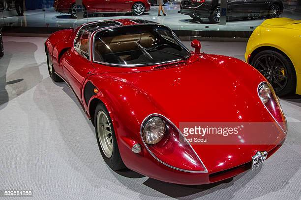 Stradale from Alfa Romeo It is considered one of the most beautiful cars ever made Most collectors believe this car to be worth up to $10 million...