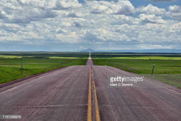 straight ahead! - midwest usa stock pictures, royalty-free photos & images