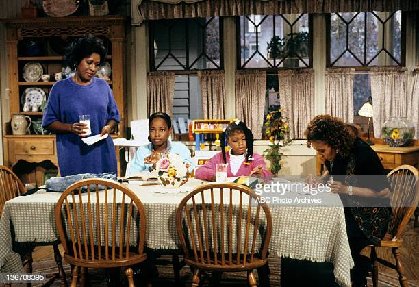 MATTERS Straight A's Airdate October 20 1989 JOMARIE