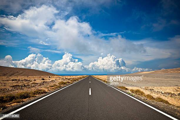 straight forward - thoroughfare stock photos and pictures