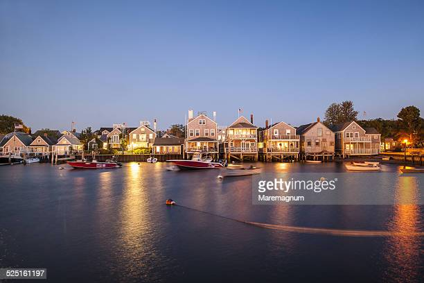 straight wharf - nantucket stock pictures, royalty-free photos & images