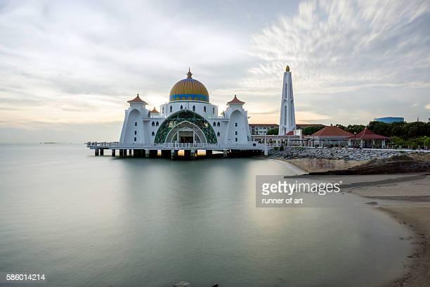 Strait Mosque