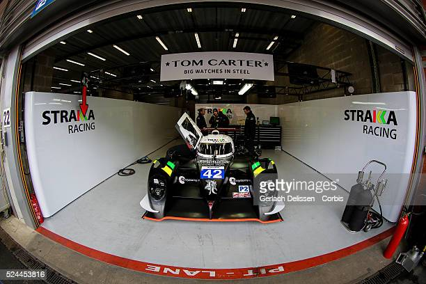 Strakka Racing Dome S103-Nissan of Nick Levants / Danny Watts / Jonny Kane in action during Round 2 of the 2015 FIA World Endurance Championship at...
