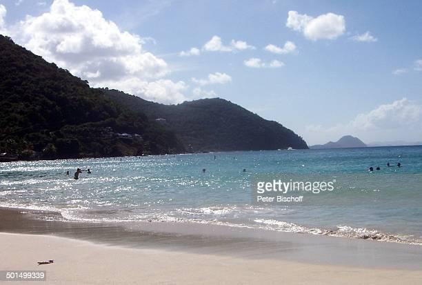 Strand Roadtown Insel Tortola Britische Jungferninseln Karibik Reise BB CD PNr 068/2007