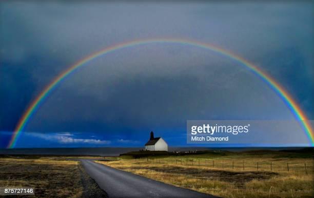 Strandarkirkja Church in Iceland