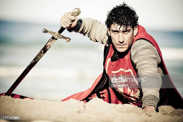stranded knight