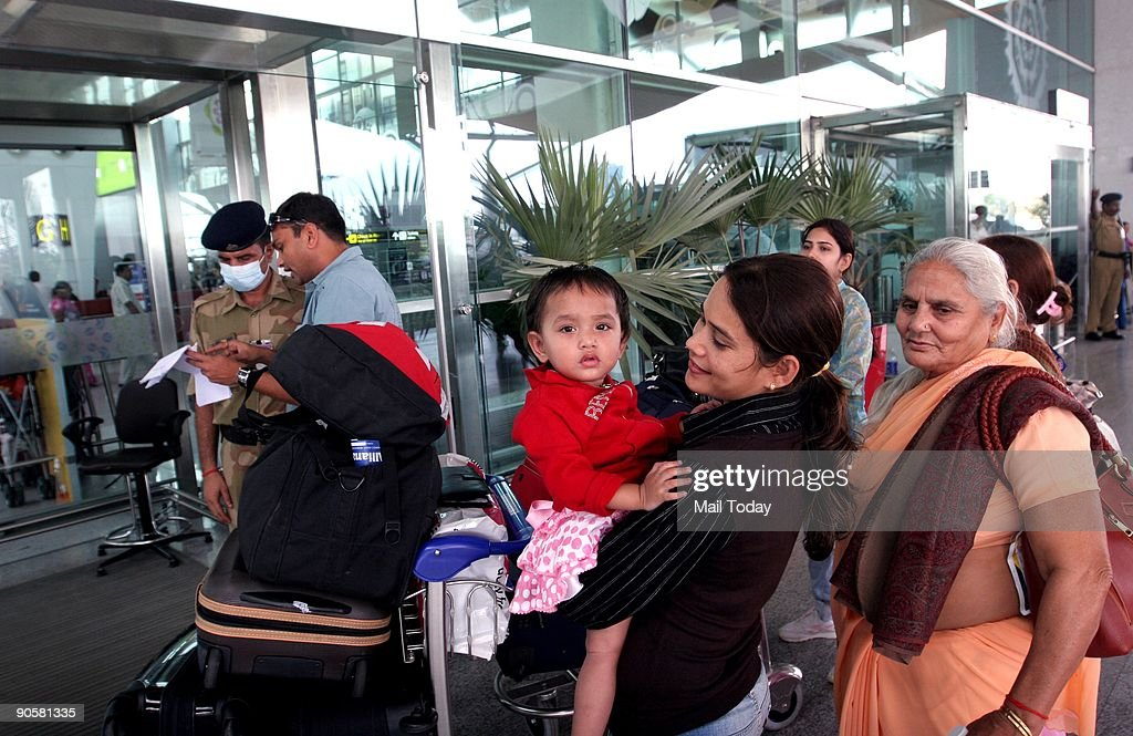 Image result for old passenger at delhi airport