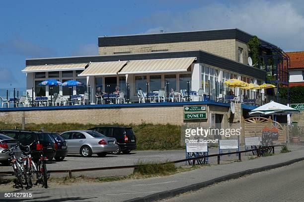 StrandLokal Düne 13 Ostfriesische NordseeInsel Norderney Niedersachsen Deutschland Europa Reise BB DIG PNr 1553/2007
