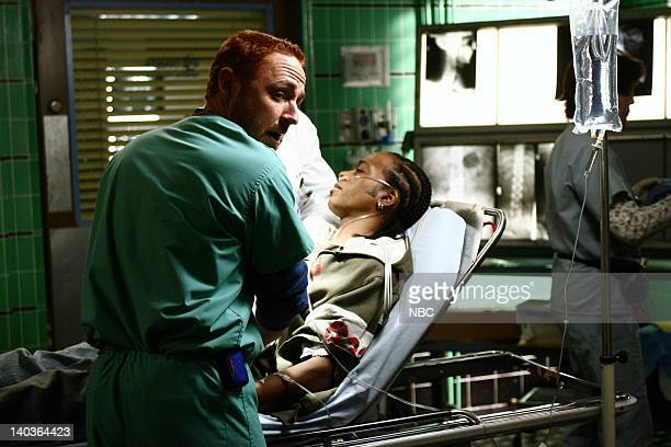 ER 'Strange Bedfellows' Episode 18 Air Date Pictured Scott Grimes as Doctor Archie Morris Photo by Scott Garfield/NBCU Photo Bank
