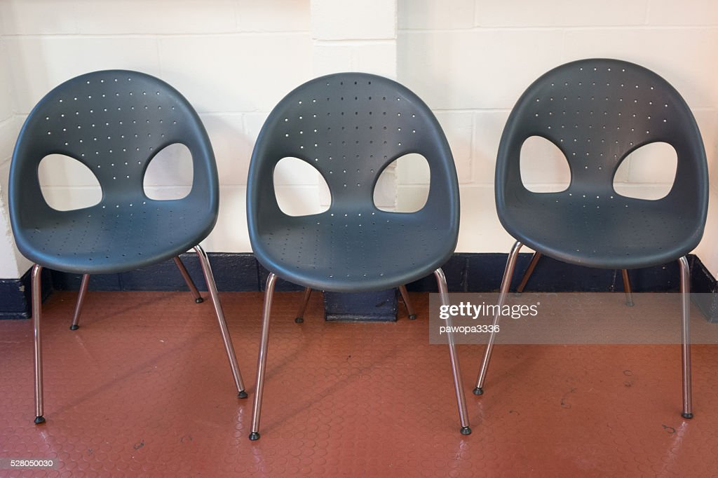Strange Chairs Stock Photo