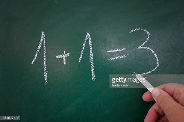 strange mathematics