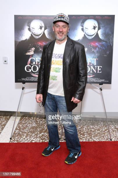 Strangebird attends the premiere of Get Gone at Arena Cinelounge on January 24 2020 in Hollywood California
