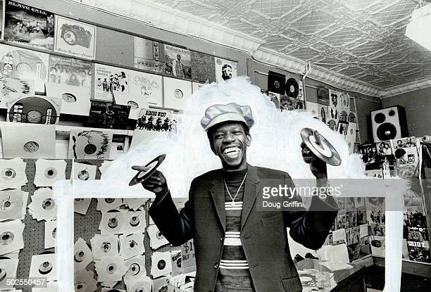 Stranger Cole runs a record store in Kensington Market where you can hear some of the most exciting and downright weird music It's the reggae...