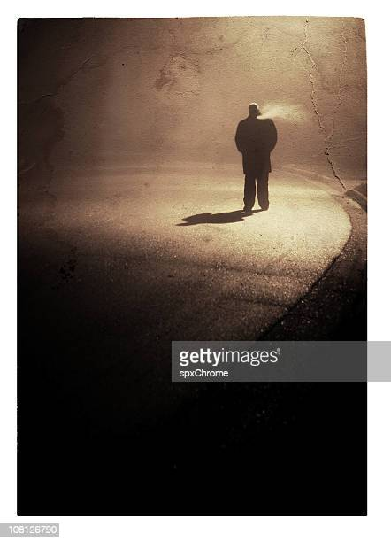 stranger in the night - serial killings stock pictures, royalty-free photos & images