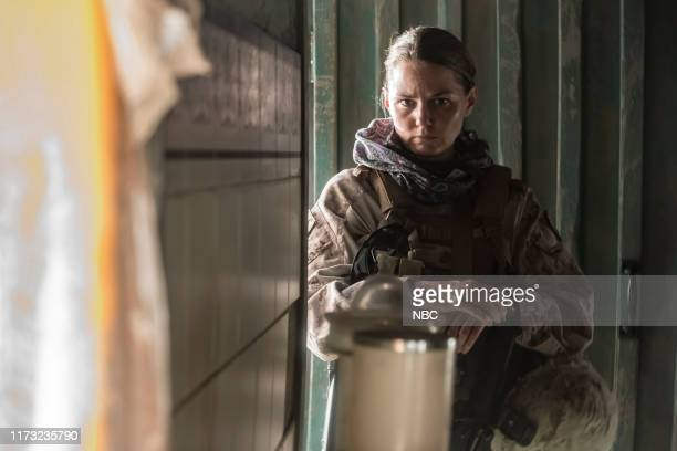 "Strangers"" Episode 401 -- Pictured: Jennifer Morrison as Cassidy --"