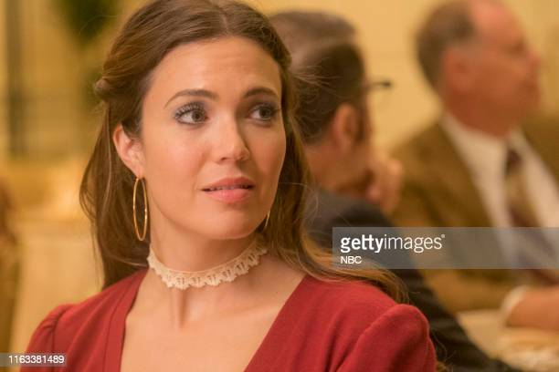US Strangers Episode 401 Pictured Mandy Moore as Rebecca