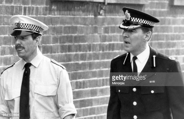 Strangeways Prison Riot April 1990 Assistant Chief Constable A 25day prison riot and rooftop protest at Strangeways Prison in Manchester England The...