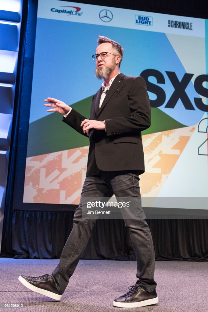 Strangeworks founder & CEO whurley speaks during his SXSW Convergence Keynote session 'The Endless Impossibilities of Quantum Computing' on March 13, 2018 in Austin, Texas.