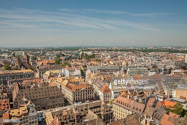 strasbourg city - strasbourg stock pictures, royalty-free photos & images