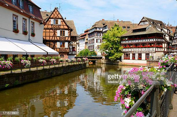 strasbourg - strasbourg stock pictures, royalty-free photos & images